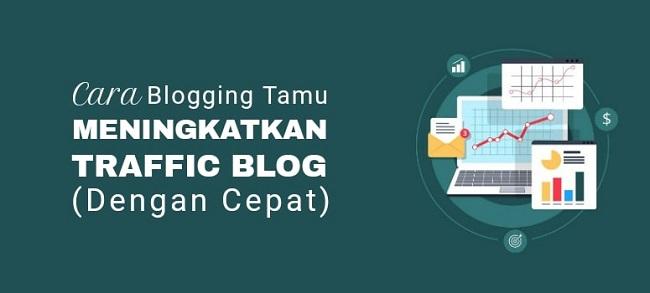 Cara Meningkatkan Pengunjung Blog Dalam Waktu Singkat