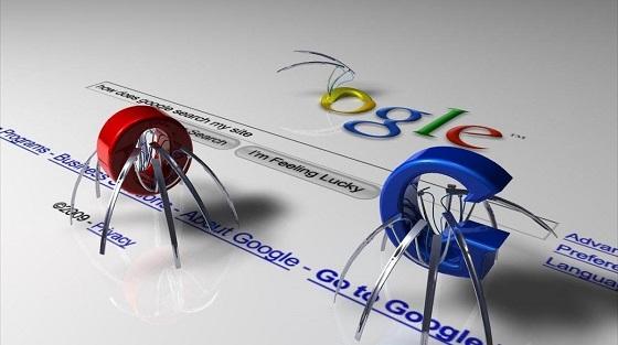 cara google bot melakukan perayapan