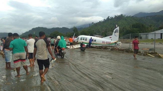 Laporan Terakhir Jumlah Korban Banjir Bandang di Jayapura