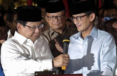 Calon Presiden Nomor Urut 02 Batal Kunjungi Aceh