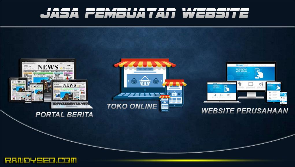 harga jasa pembuatan website online terbaik