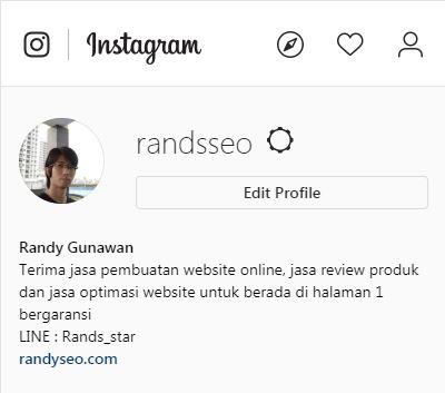 cara upload foto kedalam instagram