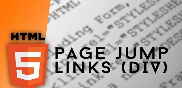 Cara Membuat Link Dalam Satu Halaman Ke Artikel Tertentu